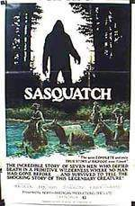 Movie Sasquatch, the Legend of Bigfoot