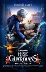 Movie Rise of the Guardians