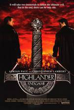 Movie Highlander IV: Endgame