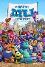 Movie Monsters University
