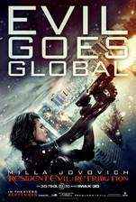 Movie Resident Evil: Retribution