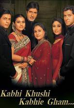 Movie Kabhi Khushi Kabhie Gham...