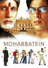 Movie Mohabbatein
