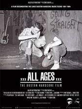 Movie All Ages: The Boston Hardcore Film