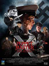 Movie Puppet Master X: Axis Rising