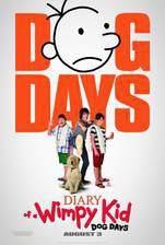 Movie Diary of a Wimpy Kid: Dog Days