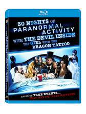 Movie 30 Nights of Paranormal Activity with the Devil Inside the Girl with the Dragon Tattoo