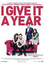 Movie I Give It a Year