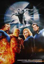 Movie Fantastic Four: Rise of the Silver Surfer