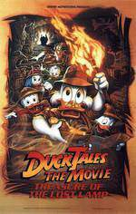 Movie DuckTales: The Movie - Treasure of the Lost Lamp