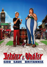 Movie Asterix and Obelix: In Britain