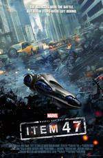 Movie Marvel One-Shot: Item 47
