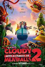 Movie Cloudy with a Chance of Meatballs 2