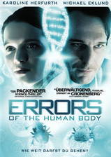 Movie Errors of the Human Body