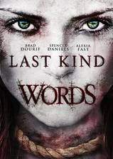 Movie Last Kind Words
