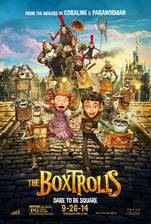 Movie The Boxtrolls