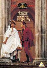 Movie A Funny Thing Happened on the Way to the Forum