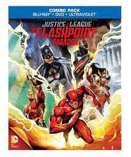 Movie Justice League: The Flashpoint Paradox