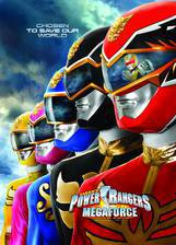 Movie Power Rangers Megaforce