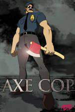 Movie Axe Cop