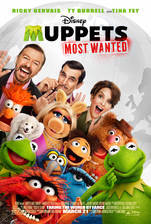 Movie Muppets Most Wanted