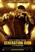 Movie Generation Iron