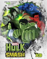 Movie Hulk and the Agents of S.M.A.S.H.