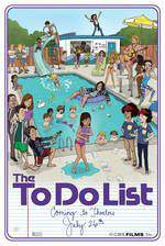 Movie The To Do List