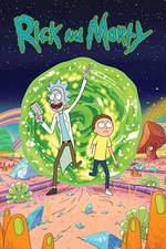 Movie Rick and Morty