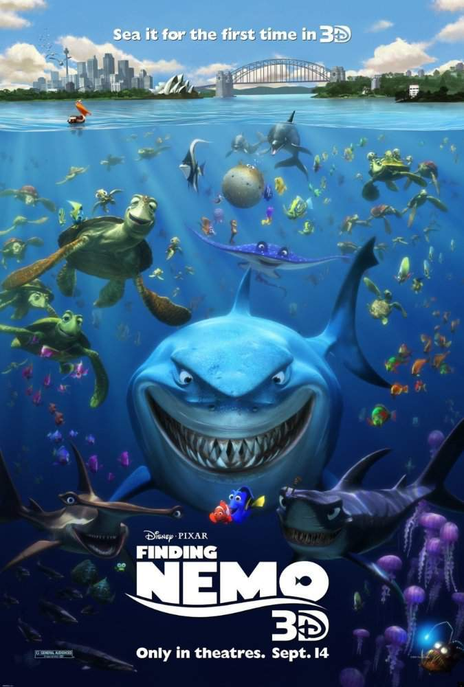 finding nemo online for free