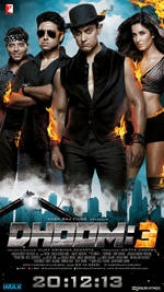Movie Dhoom: 3