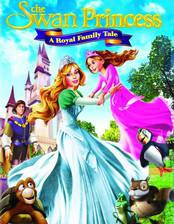 Movie The Swan Princess: A Royal Family Tale