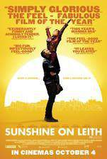 Movie Sunshine on Leith