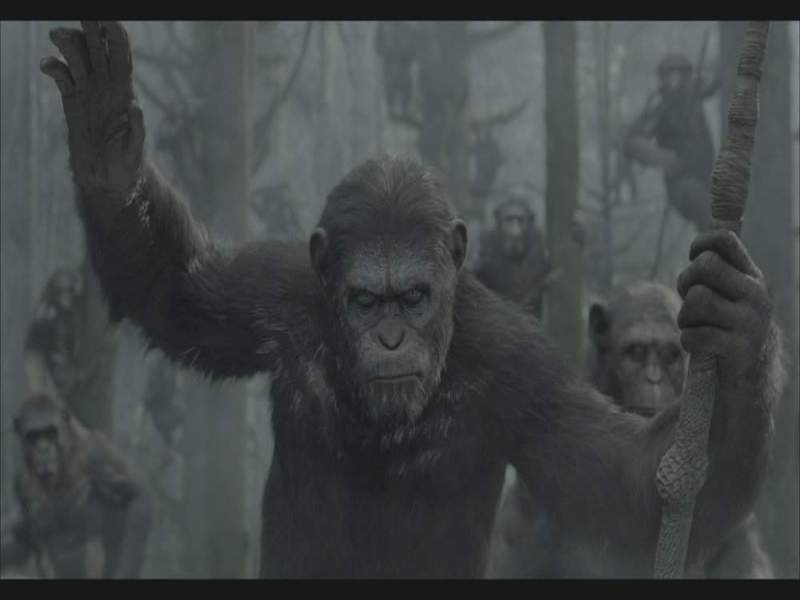Watch Dawn of the Planet of the Apes full movie online
