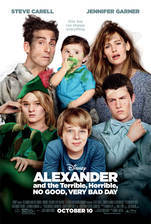Movie Alexander and the Terrible, Horrible, No Good, Very Bad Day