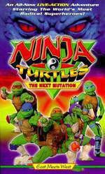 Movie Sabans Ninja Turtles: The Next Mutation