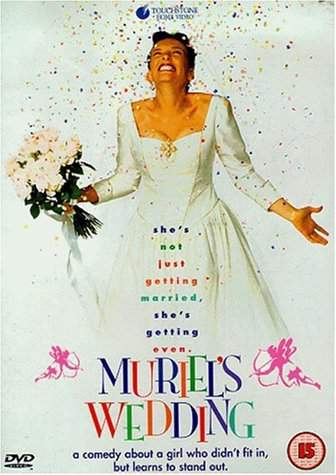 a review of pj hogans directed movie the muriels wedding A young social outcast in australia steals money from her parents to finance a  vacation where she hopes to find happiness, and perhaps love.