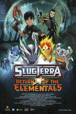 Movie Slugterra: Return of the Elementals