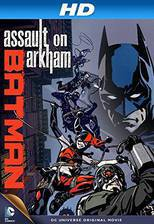 Movie Batman: Assault on Arkham