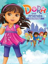 Movie Dora and Friends: Into the City!