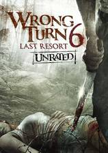 Movie Wrong Turn 6: Last Resort