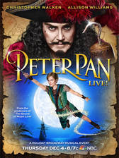 Movie Peter Pan Live!