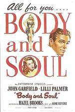 Movie Body and Soul