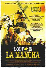 Movie Lost in La Mancha