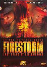 Movie Firestorm: Last Stand at Yellowstone