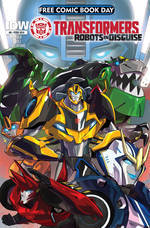 Movie Transformers: Robots in Disguise