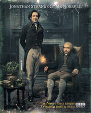 Movie Jonathan Strange & Mr Norrell
