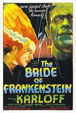 Movie Bride of Frankenstein