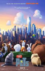 Movie The Secret Life of Pets
