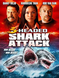 3 Headed Shark Attack
